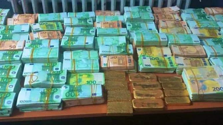الديستي توقع بشبكة إجرامية بوجدة بحوزتها 20 كلغ ذهب و ملايين الأورو