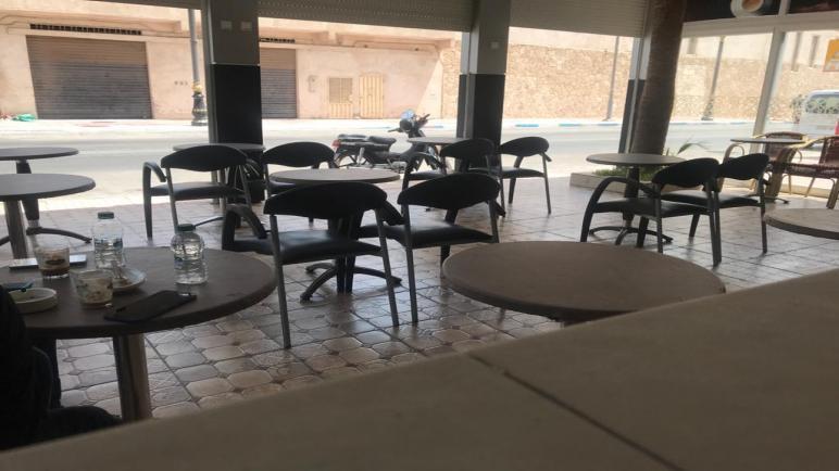 عاجل سلطات مدينة الداخلة تقرر منع ارباب المقاهي من بث مباريات كرة القدم