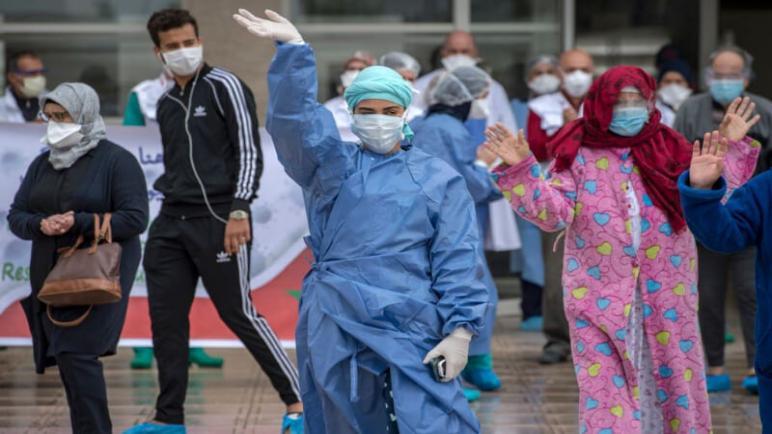 وزارة الصحة تدعو المواطنين مجددا إلى التقيد بالتدابير الاحترازية