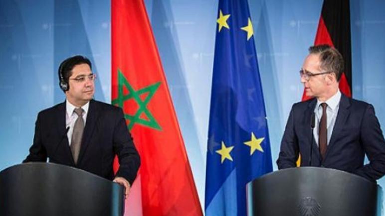 الخارجية المغربية تقطع علاقاته الدبلوماسية مع ألمانيا