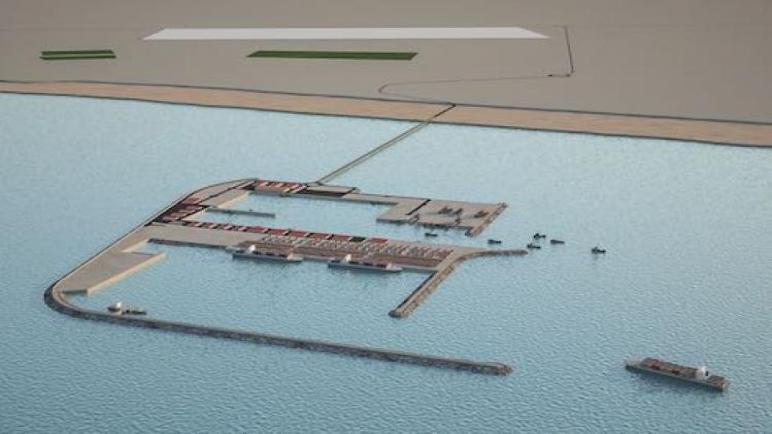 ميناء الداخلة الأطلسي ينطلق خلال الأسابيع القادمة